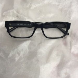 Prada glasses just frames